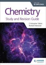 Omslag - Chemistry for the IB Diploma Study and Revision Guide