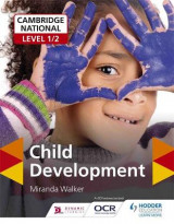 Omslag - Cambridge National Level 1/2 Child Development