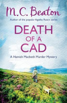 Death of a Cad av M. C. Beaton (Heftet)