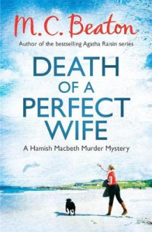 Death of a Perfect Wife av M. C. Beaton (Heftet)