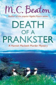 Death of a Prankster av M. C. Beaton (Heftet)