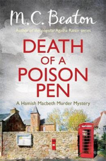 Death of a Poison Pen av M. C. Beaton (Heftet)