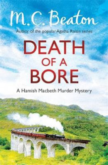 Death of a Bore av M. C. Beaton (Heftet)