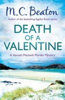 Death of a Valentine av M. C. Beaton (Heftet)