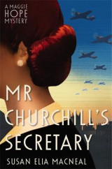 Omslag - Mr Churchill's Secretary