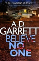 Believe No One av A. D. Garrett (Heftet)