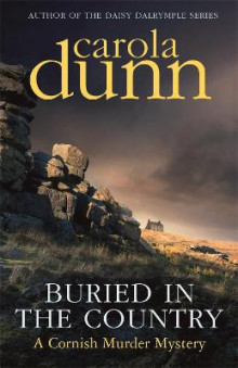 Buried in the Country av Carola Dunn (Heftet)