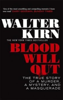 Blood Will Out av Walter Kirn (Heftet)