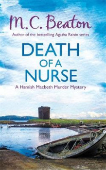 Death of a Nurse av M. C. Beaton (Innbundet)