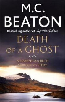 Death of a Ghost av M. C. Beaton (Innbundet)