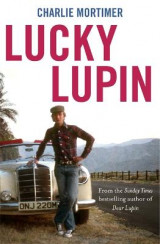 Omslag - Lucky Lupin
