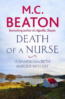 Death of a Nurse av M. C. Beaton (Heftet)