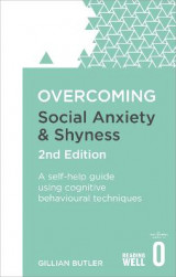 Omslag - Overcoming Social Anxiety and Shyness