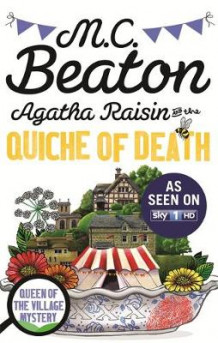 Agatha Raisin and the Quiche of Death av M. C. Beaton (Heftet)