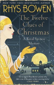 The Twelve Clues of Christmas av Rhys Bowen (Heftet)