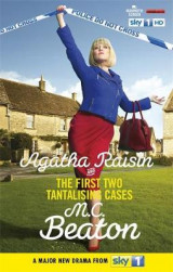 Omslag - Agatha Raisin and the First Two Tantalising Cases