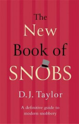 Omslag - The New Book of Snobs