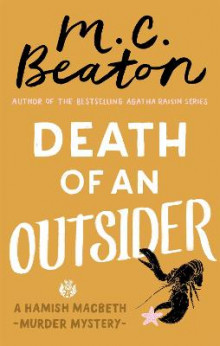 Death of an Outsider av M. C. Beaton (Heftet)