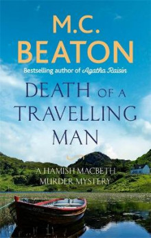Death of a Travelling Man av M. C. Beaton (Heftet)