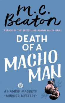 Death of a Macho Man av M. C. Beaton (Heftet)