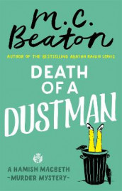 Death of a Dustman av M. C. Beaton (Heftet)