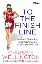 Omslag - To the finish line - a world champion triathletes guide to your perfect rac