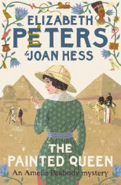 The Painted Queen av Joan Hess og Elizabeth Peters (Heftet)