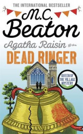 Agatha Raisin and the Dead Ringer av M. C. Beaton (Innbundet)