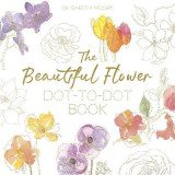 Omslag - The Beautiful Flower Dot-to-Dot Book