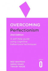 Omslag - Overcoming Perfectionism 2nd Edition