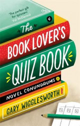 Omslag - The Book Lover's Quiz Book
