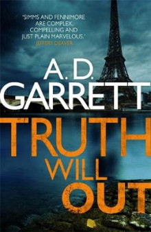 Truth Will Out av A. D. Garrett (Innbundet)
