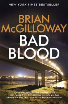 Bad Blood av Brian McGilloway (Heftet)