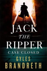 Omslag - Jack the Ripper: Case Closed