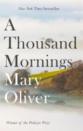 A Thousand Mornings av Mary Oliver (Heftet)