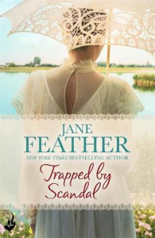 Trapped by Scandal av Jane Feather (Heftet)