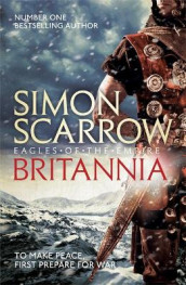 Britannia (Eagles of the Empire 14) av Simon Scarrow (Heftet)