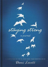 Omslag - Staying Strong: A Journal
