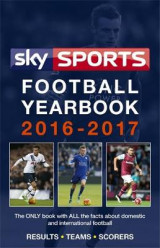 Omslag - Sky Sports Football Yearbook 2016-2017