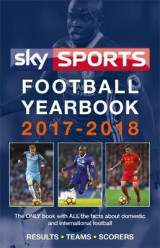 Omslag - Sky Sports Football Yearbook 2017-2018