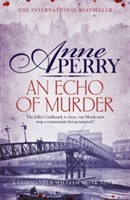 An Echo of Murder (William Monk Mystery, Book 23) av Anne Perry (Heftet)