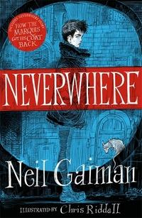 Neverwhere av Neil Gaiman (Heftet)