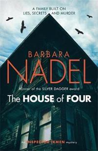 The House of Four (Inspector Ikmen Mystery 19) av Barbara Nadel (Heftet)