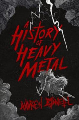 Omslag - A History of Heavy Metal