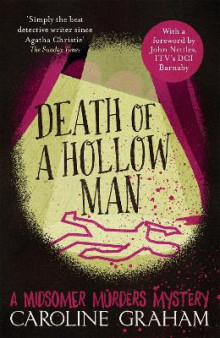 Death of a Hollow Man av Caroline Graham (Heftet)