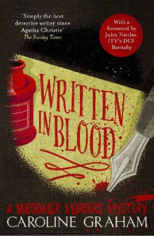 Written in Blood av Caroline Graham (Heftet)