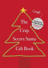 Omslag - The Crap Secret Santa Gift Book