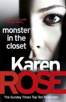 Monster in the Closet (the Baltimore Series Book 5) av Karen Rose (Heftet)