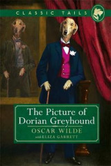 Omslag - The Picture of Dorian Greyhound (Classic Tails 4)