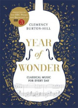 Omslag - YEAR OF WONDER: Classical Music for Every Day